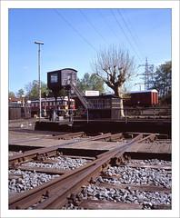 rairoad heritage - part of series - 21 (macfred64) Tags: color 120 film analog mediumformat railway slide chrome transparency 6x7 fujiprovia100f fujigw670iii railroa eisenbahnmuseumbochumdahlhausen fujinon90mmf35 railroadheritage