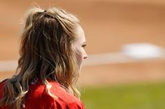 Sunshine, I think 001 (mwlguide) Tags: people nikon baseball michigan may lansing staff crew leagues d300 2016 midwestleague cedarrapidskernels lansinglugnuts 3121 nikond300