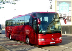 Mercedes Tourismo WI0284Y from Poland (sms88aec) Tags: mercedes tourismo wi0284y