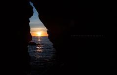 La Cofrada (ribadeluis) Tags: espaa costa sun sol beach sunrise contraluz coast mar asturias playa amanecer oriente es canonef2470mmf28lusm llanes rocas manfrotto cantabrico castiello eos6d principadodeasturias pendueles canoneos6d