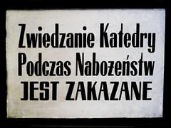 Wrocaw (isoglosse) Tags: sign poland polska schild polen sansserif wrocaw breslau znak kreska u017c u0144