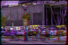 Parking lot 3-D ::: HDR/Raw Anaglyph Stereoscopy (Stereotron) Tags: toronto ontario canada window america radio canon eos stereoscopic stereophoto stereophotography 3d downtown raw control north kitlens twin anaglyph financialdistrict stereo stereoview to remote spatial 1855mm hdr province redgreen tdot 3dglasses hdri transmitter stereoscopy synch anaglyphic optimized in threedimensional hogtown stereo3d thequeencity cr2 stereophotograph anabuilder thebigsmoke synchron redcyan 3rddimension 3dimage tonemapping 3dphoto 550d torontonian fancyframe stereophotomaker stereowindow 3dstereo 3dpicture 3dframe anaglyph3d yongnuo floatingwindow stereotron spatialframe