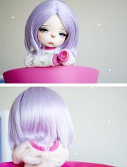 Lilac bob for Pukifee (Frappzilla) Tags: pukifee halloween event fairyland mr r
