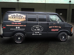 Carvery Sandwich Shop Decal Package (3) (vancarwraps) Tags: advertising grateful branding vcw fullservice customdesign fleetwrap hp design gratitude vancouver luxury vehiclewraps vancouvercarwraps lowermainland fraservalley vehiclewrap carwrap 3m wraps customwrap commercialvehiclewraps rebranding fleet moderndaybusinesssolutions mobilemarketing