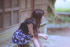 _DSC6391 () Tags: portrait woman cute beauty nikon d f14 85mm kawaii brunette charming   taoyuan       8514 lovemoment      d3s nikonafnikkor85mmf14dif notoveryou 2010201011