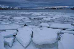 Ice (Thomas Koehler) Tags: norway night landscape norge nikon nightshot norwegen fjord d3 auroraborealis troms troms polarlicht tromsdalen polarkreis flyke northernnorway polarlichter thomaskoehler