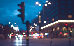 City Lights (blockregn) Tags: road city light urban night nikon traffic sweden stockholm bokeh f14 sigma urbannature summernight vasagatan ljus 30mm fotosondag fotosöndag d7200 sigmaart sigma30mmf14dchsmart bokehwar fs160522