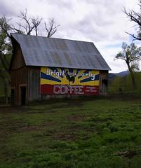 Painted Barn (The VIKINGS are Coming!) Tags: colorado barns alpine americana rockymountains cuchara brightandearlycoffee