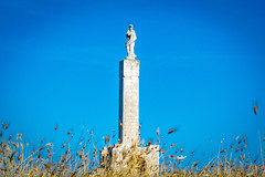 Faith (fabioseda) Tags: ocean tower sol praia beach mar ancient italia waves natureza paisagem puglia sul 500px madonnadirocavecchia