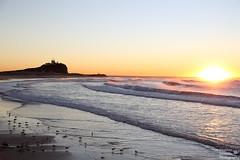 0D6A9845 - Sunrise Nobbys Beach (Stephen Baldwin Photography) Tags: ocean city sea water sunrise newcastle australia nsw