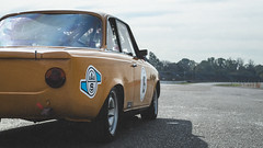 Fiat 1500 COUPE (Julian Podesta Photography) Tags: race fiat coupe 1500 trackday