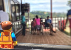 Tea Break Anyone? :D Trip to Ooty! (parik.v9906) Tags: vacation india apple project relax break lego tea scenic sunny days legos 365 iphone minifigure minifigures 365days 365project legolegos iphonegraphy iphoneography iphone5s