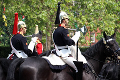 Farriers (NTG's pictures) Tags: the major generals review rehearsal for trooping colour british army household division cavalry blues royals lifeguards london mall farriers