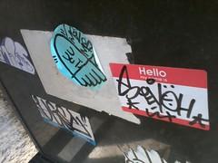 (BurgerGrease) Tags: rot rotting stickers 909 seyo irok rottingfresh rottfresh