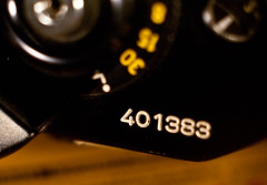 DSC02355 (Evansshoots) Tags: camera black slr canon 50mm mechanical kodak mount 18 ef fd semielectric bromesko