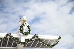 ISS Holiday Decor