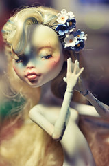 sunshine (kerrimaknolli) Tags: monster toy high doll ooak custom mh repaint lagoona monsterhigh