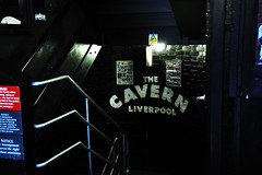 The Cavern Club, Liverpool 28/10/2011 (Gary S. Crutchley) Tags: street uk travel england urban music heritage history club liverpool town nikon britain matthew united side great kingdom beat beatles local nikkor townscape cavern vr mersey afs merseyside ifed 24120mm f3556 d700