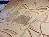 Leather - Motörhead / Victory Motorcycles (Marius Mellebye / 276ccm) Tags: leather skull carved motorcycles victory custom 8ball leatherwork lemmy motorhead kustom bobber mariusmellebye cbp tooled 276ccm