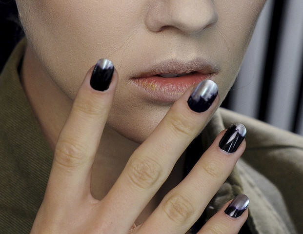 Alexander Mcqueen Catwalk Nails F/W 2011