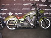 Motörhead / Victory Motorcycles -  Lemmy (Marius Mellebye / 276ccm) Tags: leather model seat signature victory solo motorcycle custom airbrush custompaint motörhead bobber mariusmellebye cbp 276ccm