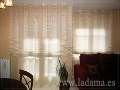 "Decoración para Salones Clásicos: Cortinas con Dobles Cortinas y Bandos, Tapicerías, Paneles Japoneses, Estores... • <a style=""font-size:0.8em;"" href=""http://www.flickr.com/photos/67662386@N08/6476316485/"" target=""_blank"">View on Flickr</a>"