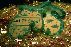 Let is Snow Cookies
