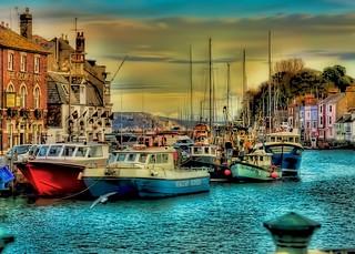 weymoth harbour ~ HSS