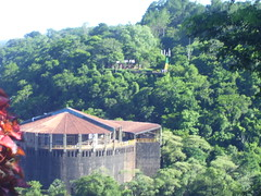 Hito Tres Fronteras -Brasil (Gaby Fil ) Tags: argentina misiones iguaz patrimoniodelahumanidad ph039 maravilladelmundo argenntina litoralargentino