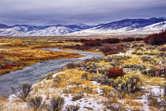 Heading Home (James Neeley) Tags: landscape salmon idaho lonepine hdr 5xp birchcreek jamesneeley flickr23