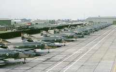 McDonnell Douglas RF-4C Phantom II (Nigel Musgrove-2.5 million views-thank you!) Tags: usa exercise south august bee salty ii carolina phantom douglas usaf shaw 1979 raf afb mcdonnell trw alconbury rf4c rafalconbury 363rd