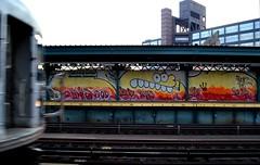 Les (Now It's Real!) Tags: new york city nyc ny les brooklyn graffiti graf graff dod kms bk fillin bkay jline