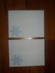 100_3610 (Christine Ann Dunne) Tags: cards envelopes merrychristmasandahappynewyear