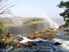 Above the Falls (Gooders2011) Tags: waterfalls victoriafalls zambia zambezi
