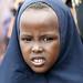 Somali girl, Wajir, Kenya