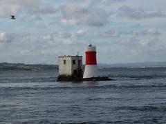 Beamer Rock Lighthouse (Royan@Flickr) Tags: bridge lighthouse rock forth beamer 20101023