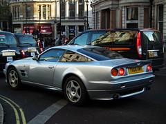 AM Vantage 600 (kenjonbro) Tags: uk london trafalgarsquare 1999 600 v600 v8 astonmartin vantage supercharged 53l kenjonbro 5340cc t600amv fujihs10