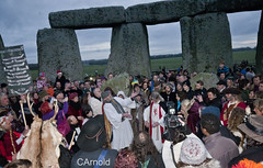 Winter Solstice Stonehenge 2011 (justyourcofchi) Tags: christmas winter portrait stone canon circle model flickr december day photographer year solstice stonehenge druids shortest 2011 heritagekey herritagekey event6125 chiarnold justyourcupofchicom justyourcupofchi