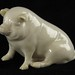 373. Belleek China Pig