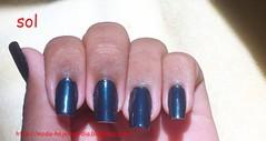 esmalte risque miragem azul (yasmim tamiris) Tags: azul risque esmalte miragem