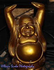 Laughing Buddha (RajivSinha Photography) Tags: laughingbuddha rajivsinhaphotography
