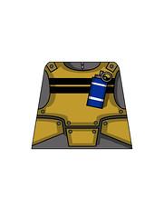 Future-Grenade-1 (Dirks_Designs) Tags: lego police cop future decal minifig grenade decals minifigure furturistic