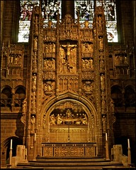 the high altar ..... (ana_lee_smith) Tags: uk travel pink windows light england detail tower tourism glass architecture liverpool lens photography design neon artist catholic colours view cathedral minolta bell britain gothic photojournalism kitlens 360 arches panoramic foundation stained architect installation gb 1978 1855mm af script ornate sir 2008 completed metropolitan 1904 anglican traceyemin paddyswigwam merseyside revival hopest highaltar 70210mm briefly gilesgilbertscott debatable stjamesgardens stjamescemetery ladychapel age22 photosof liverpoolanglicancathedral upperdukest benedicite stjamesmount beecan analeesmith ifeltyouandiknewyoulovedme sonyslta33 seniorarchitect georgebodley 331ft ultracontemorary