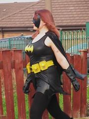 BATGIRL (the_gonz) Tags: sexy film girl movie dc costume cosplay super hero batman comicbooks batgirl dccomi