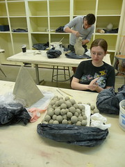 YSU Ceramics Studio