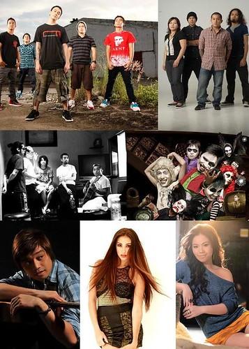 MCA Music Artists