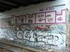 big inkhead one shot (httpill) Tags: streetart art brooklyn graffiti tag graf roller inkhead httpill
