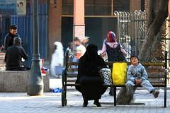AVVOLTI DA LUCI E DA OMBRE ... n. 7 ... della serie Marrakech (Maria Grazia Marrulli) Tags: africa street travel vacation men children women shadows bambini hijab ombre persone marocco marrakech medina donne luci piazza niqab enfant strade viaggio vacanza burqa uomini panchine paesaggiourbano leshommes micromosso circolomicromosso allegrisinasceosidiventa lesefemmes placefoucauld obiettivo70200