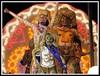 Tiger Dance - Mangalore (ajaypai) Tags: india mangalore navratri hulivesha tigerdance