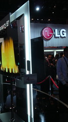 LG OLED 3D TV (Best Buy CA) Tags: lasvegas lg ces 3dtv consumerelectronicshow oledtv ces2012
